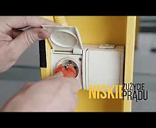 Embedded thumbnail for montaż powietrznej kapsuły garażowej 2Bprotect