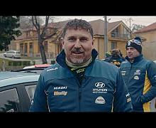Embedded thumbnail for Kopna Rallysprint '19 HYUNDAI KOWAX RACING 2Brally Team - day 2