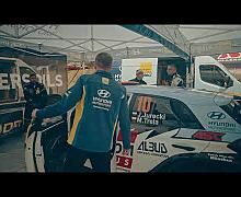 Embedded thumbnail for Świdnicki Krause 2019 service park HYUNDAI KOWAX Racing 2Brally